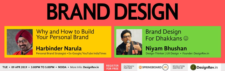 Brand Design Event