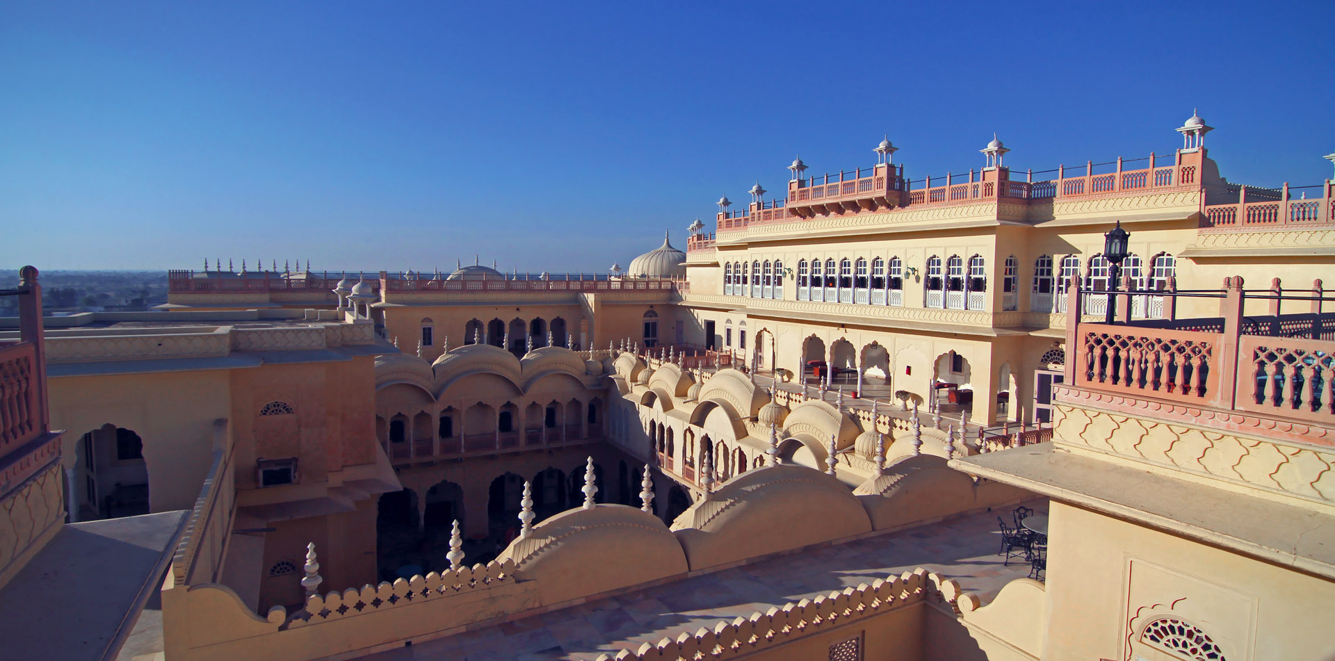 Alsisar Mahal Rajasthan - Majestic Palace of Magnetic Fields