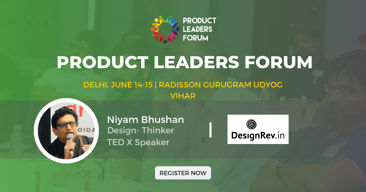 Product Leaders Forum 2019: Panel Discussion on Product Management UX Design and Tech