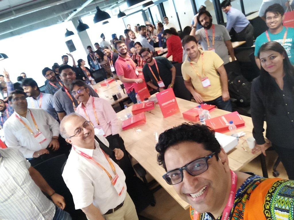 UX Design 38 Workshop with NASSCOM Design4India and DesignRev. Over 80 participants signed up. Most successful workshop so far.